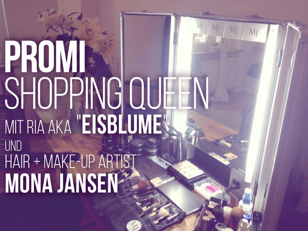 """Promi Shooping Queen """"Eisblume"""""""